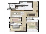 Apartamento em Caxias Do Sul | Residencial Portal de Interlagos | Miniatura