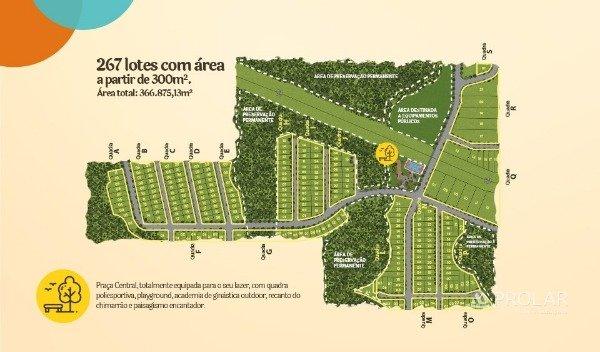 Terreno em Caxias Do Sul   Loteamento Praça do Sol