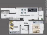 Apartamento em Caxias Do Sul | Residencial Franceschet II | Miniatura