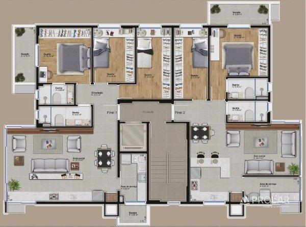 Apartamento em Bento Gonçalves | Alamo Square