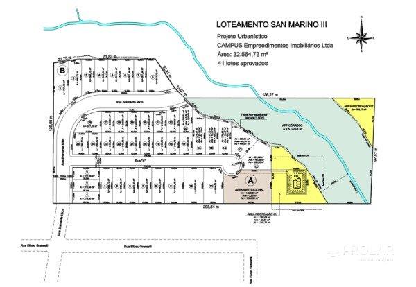 Terreno em Bento Gonçalves | Terrenos - Loteamento San Marino Iii