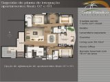 Apartamento em Caxias Do Sul   Residencial Solar Paradiso   Miniatura