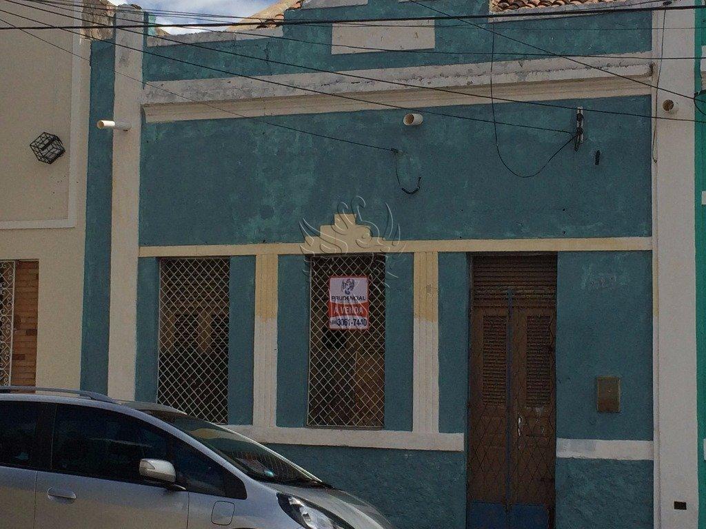 Casa à venda em Centro, Mossoró - RN