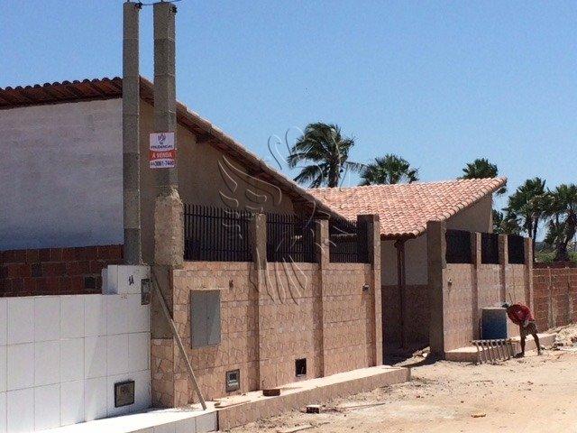 Casa Em Condominio de 3 dormitórios à venda em Praia Das Emanuelas, Tibau - RN