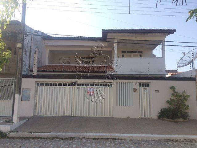 Casa de 4 dormitórios em Ilha De Santa Luzia, Mossoró - RN