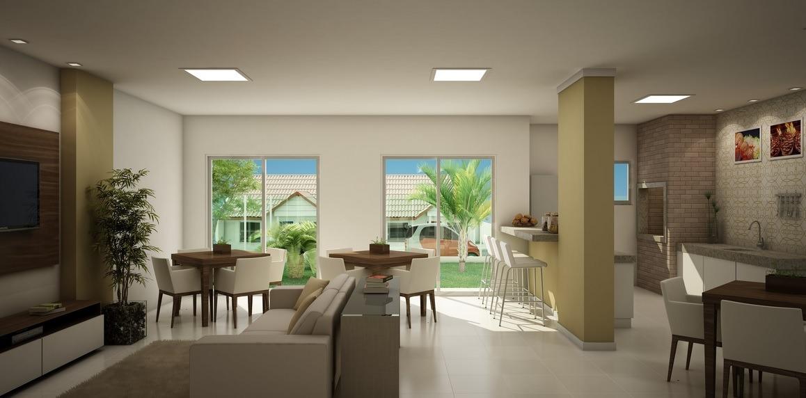 Apartamentos de 2 dormitórios à venda em Jardim Atlântico, Florianópolis - SC