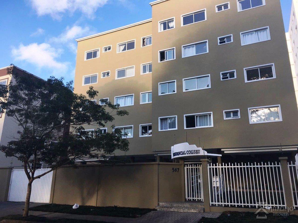 REF. 1210 -  São José Dos Pinhais - Rua  Uniao Da Vitoria, 567 - Apto 56