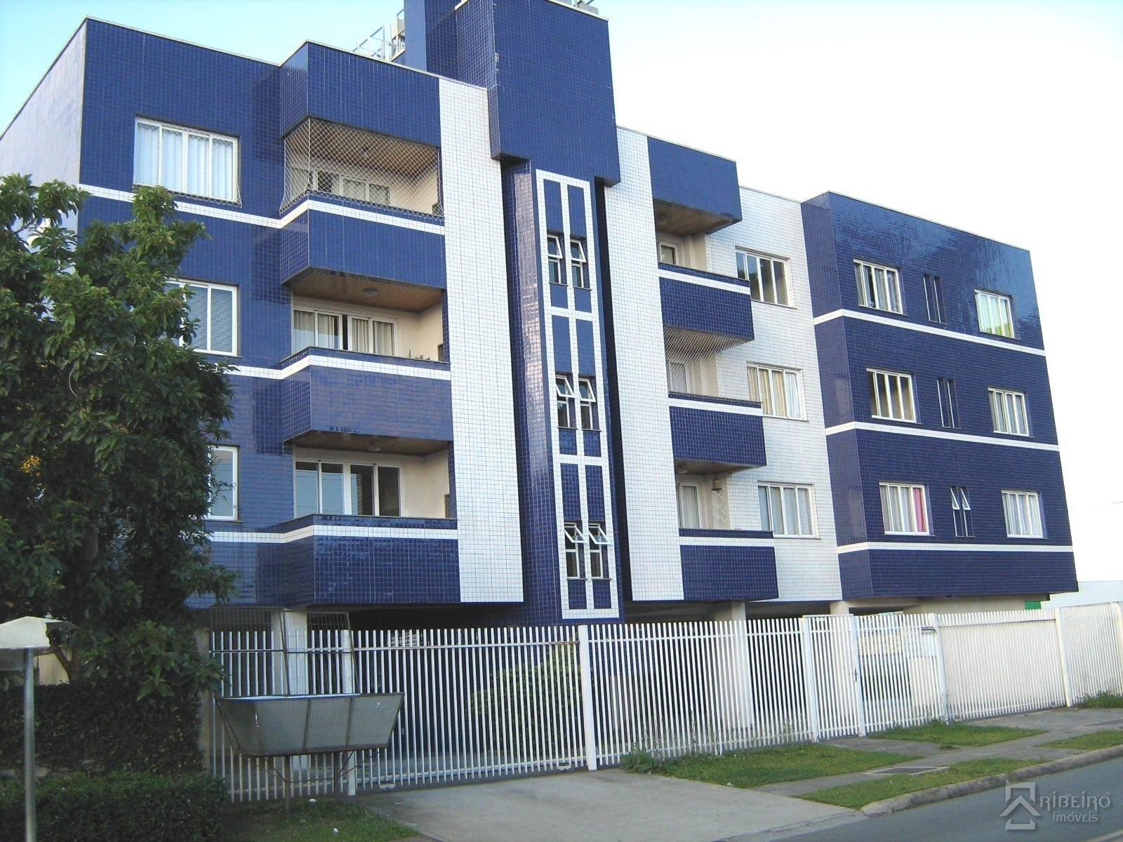 REF. 1489 -  São José Dos Pinhais - Rua Mandirituba, 1011 - Apto 11