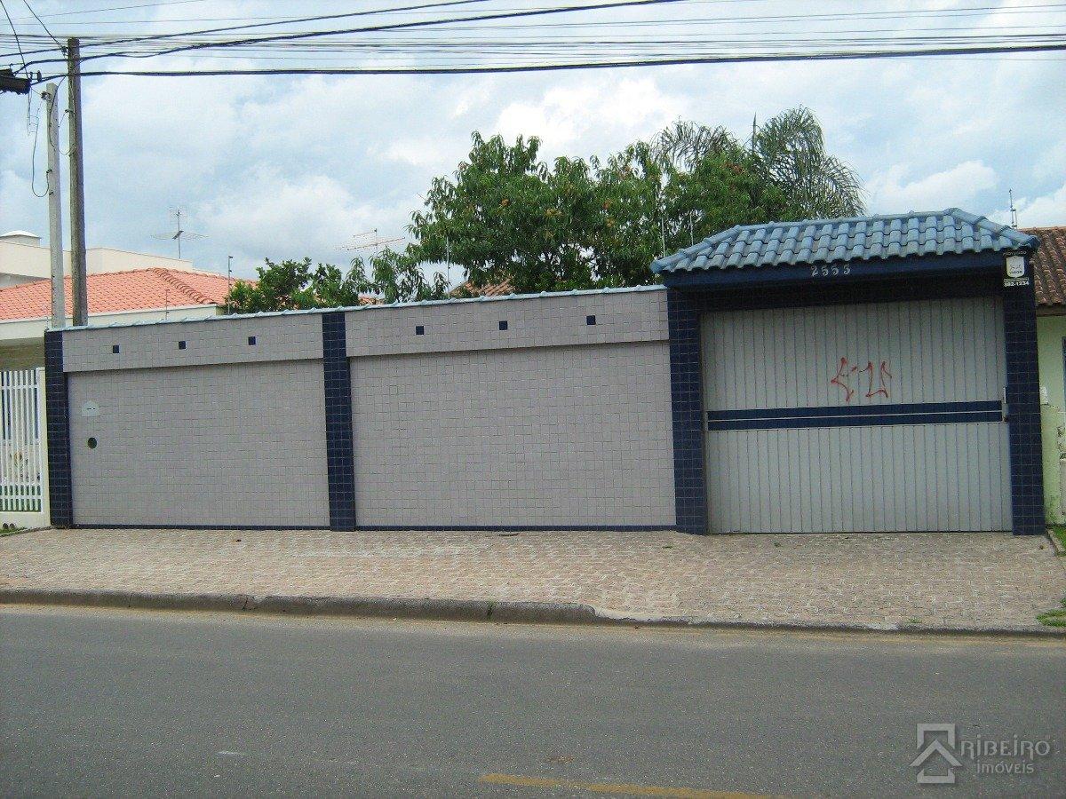REF. 2430 -  São José Dos Pinhais - Rua  Paulino De Siqueira Cortes, 2553