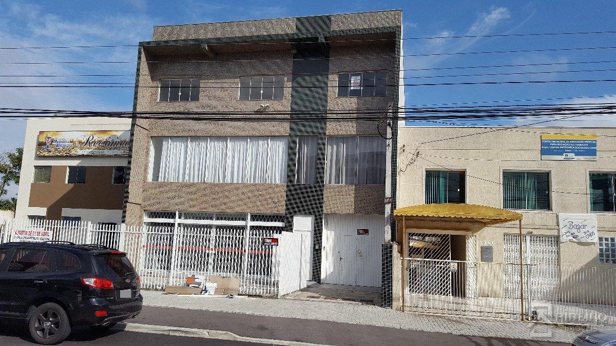 REF. 2505 -  São José Dos Pinhais - Rua  Joaquim Nabuco, 1372 - Apto 04