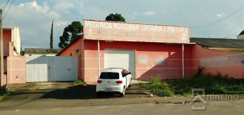 REF. 280 -  Sao Jose Dos Pinhais -   Estrada Da Roseira, 398