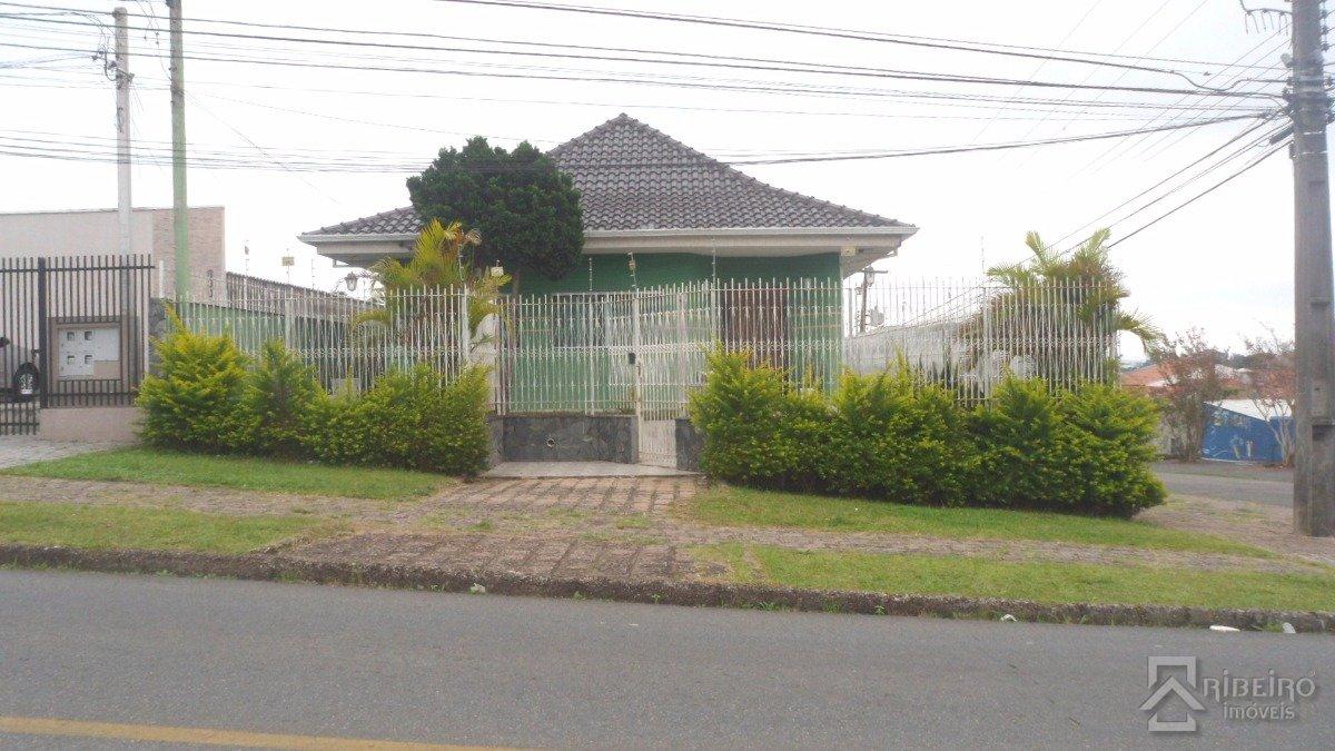 REF. 341 -  São José Dos Pinhais - Rua  Aristides Franca, 618