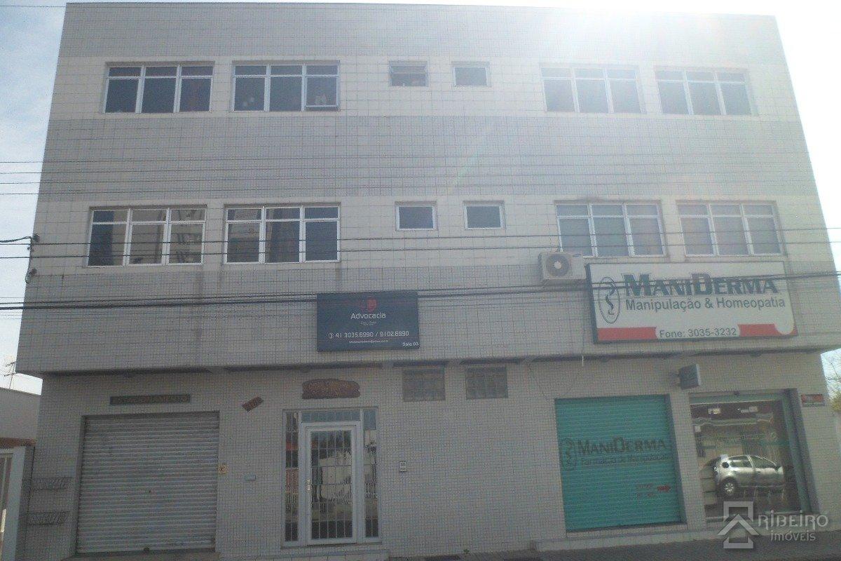 REF. 461 -  São José Dos Pinhais - Rua  Paulino De Siqueira Cortes, 2189 - Apto 13