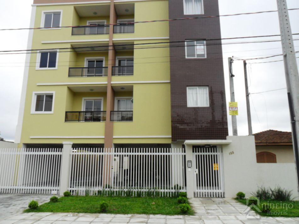 REF. 4900 -  São José Dos Pinhais - Rua  Doutor Jayme Franca, 185 - Apto 11