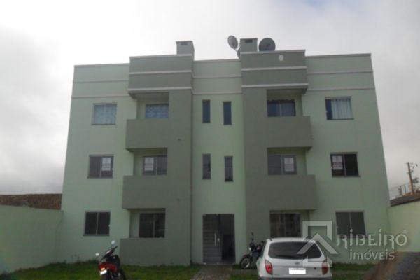 REF. 5396 -  São José Dos Pinhais - Rua  Marlene Veiga Da Rosa, 300 - Apto 04