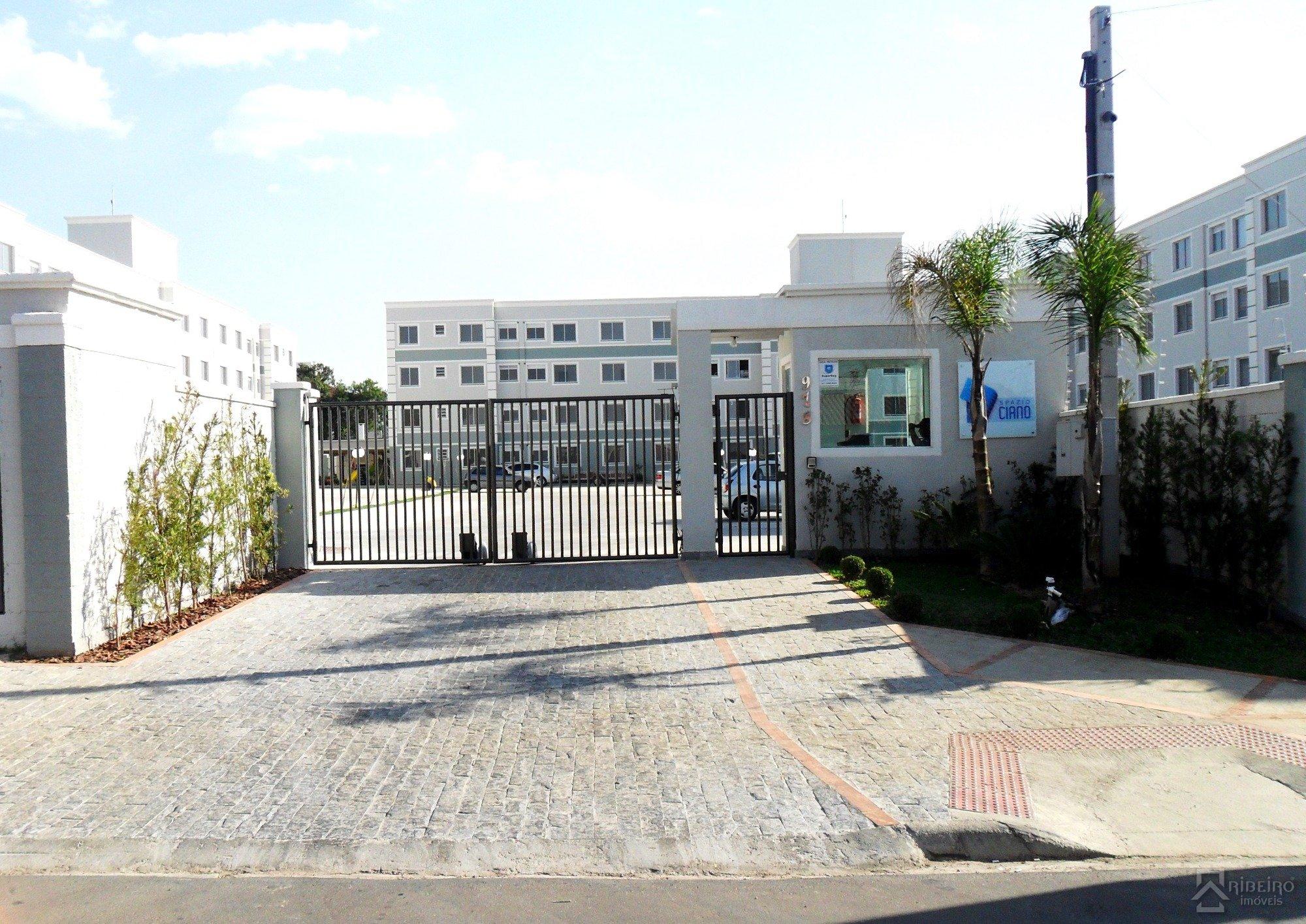 REF. 5403 -  São José Dos Pinhais - Rua  Agudos Do Sul, 890 - Apto 308 - Bl 01