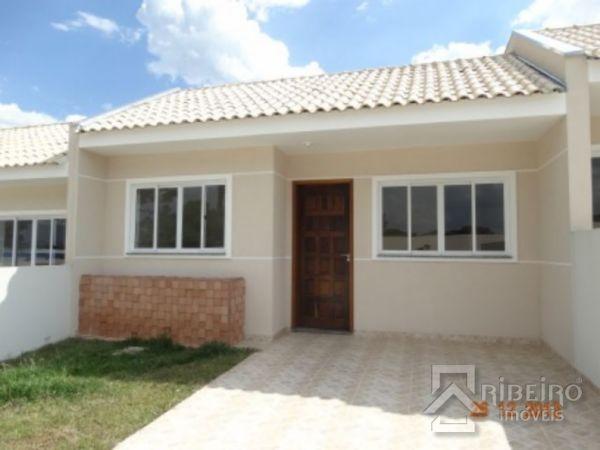 REF. 5732 -  São José Dos Pinhais - Rua  Antonio Zaramella, 1143 - Casa 06
