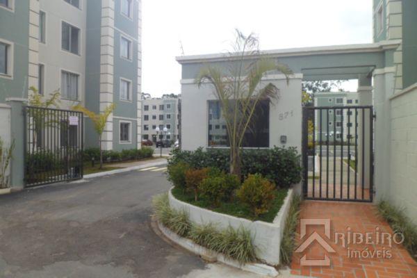REF. 5748 -  São José Dos Pinhais - Rua  Das Nacoes Unidas, 871 - Apto 301 - Bl 03