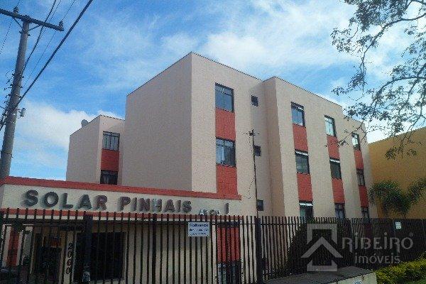 REF. 591 -  São José Dos Pinhais - Rua  Joaquim Nabuco, 2060 - Apto 11 - Bl C