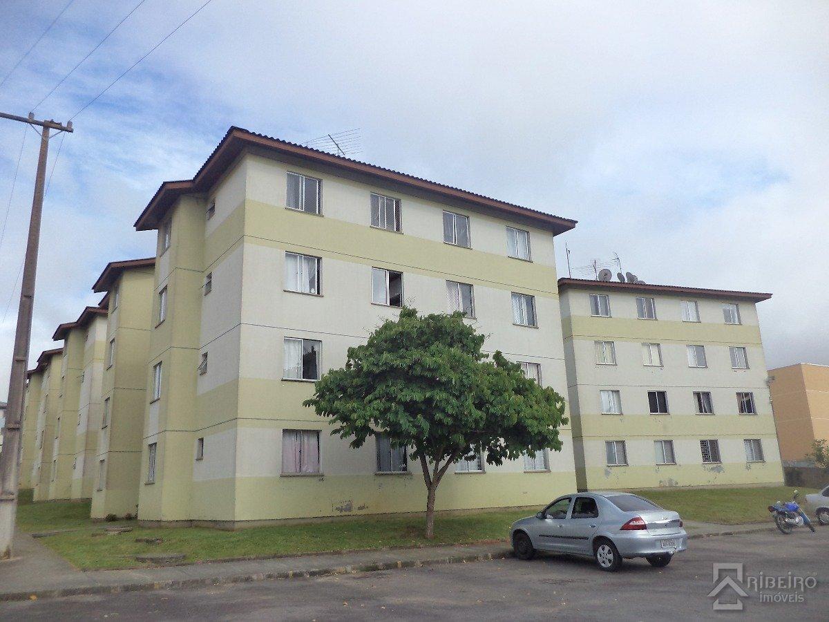 REF. 6385 -  Sao Jose Dos Pinhais - Rua  Pedro Plantes Dos Anjos, 200 - Apto 21 - Bl 04
