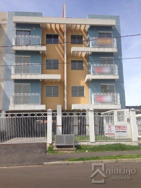 REF. 6390 -  Sao Jose Dos Pinhais - Rua  David Campista, 1609 - Apto 21