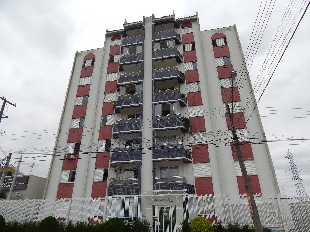 REF. 6405 -  Sao Jose Dos Pinhais - Rua  Paulino De Siqueira Cortes, 2865 - Apto 701