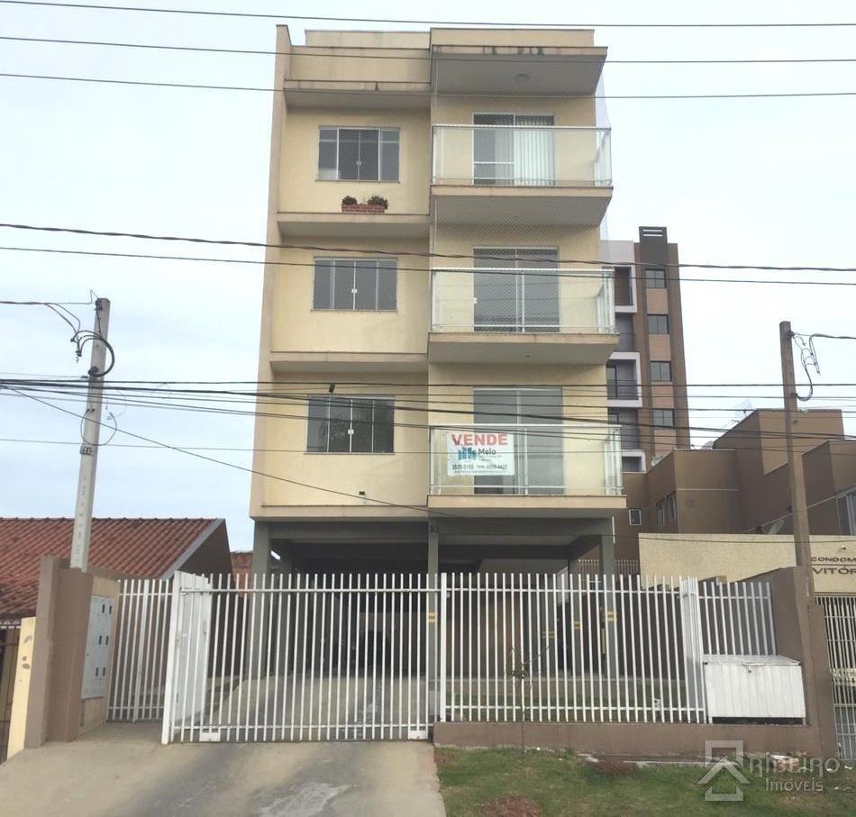 REF. 6650 -  São José Dos Pinhais - Rua  Uniao Da Vitoria, 81 - Apto 03