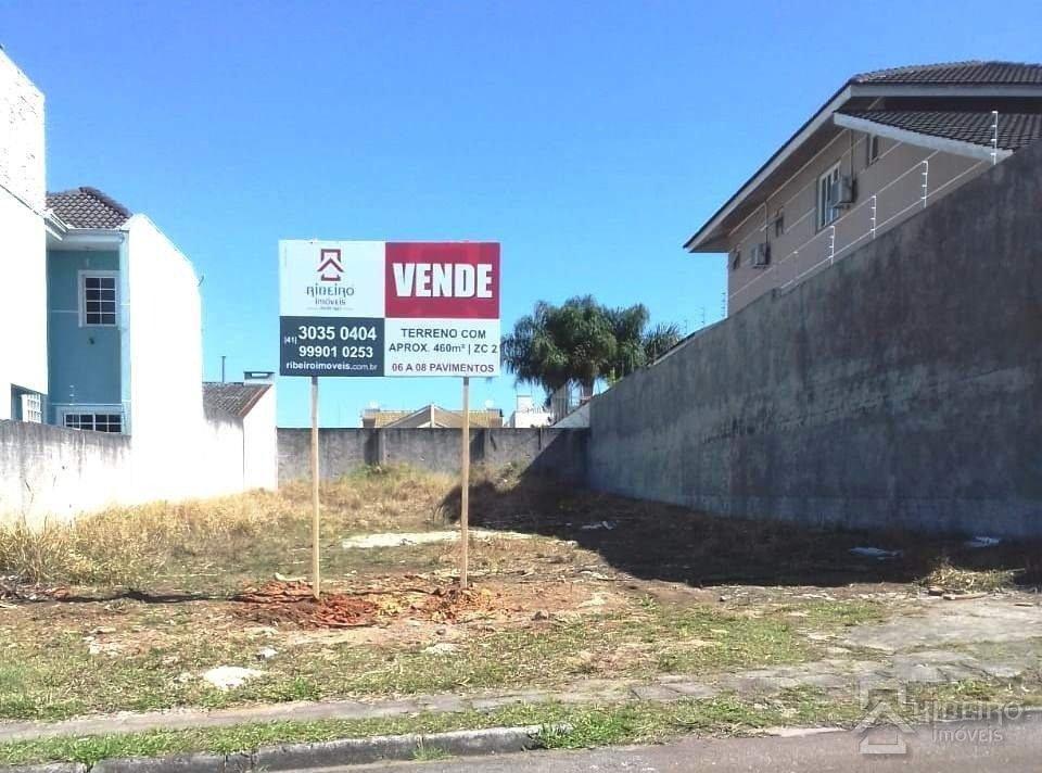 REF. 6655 -  São José Dos Pinhais - Rua  Paulino De Siqueira Cortes, 00