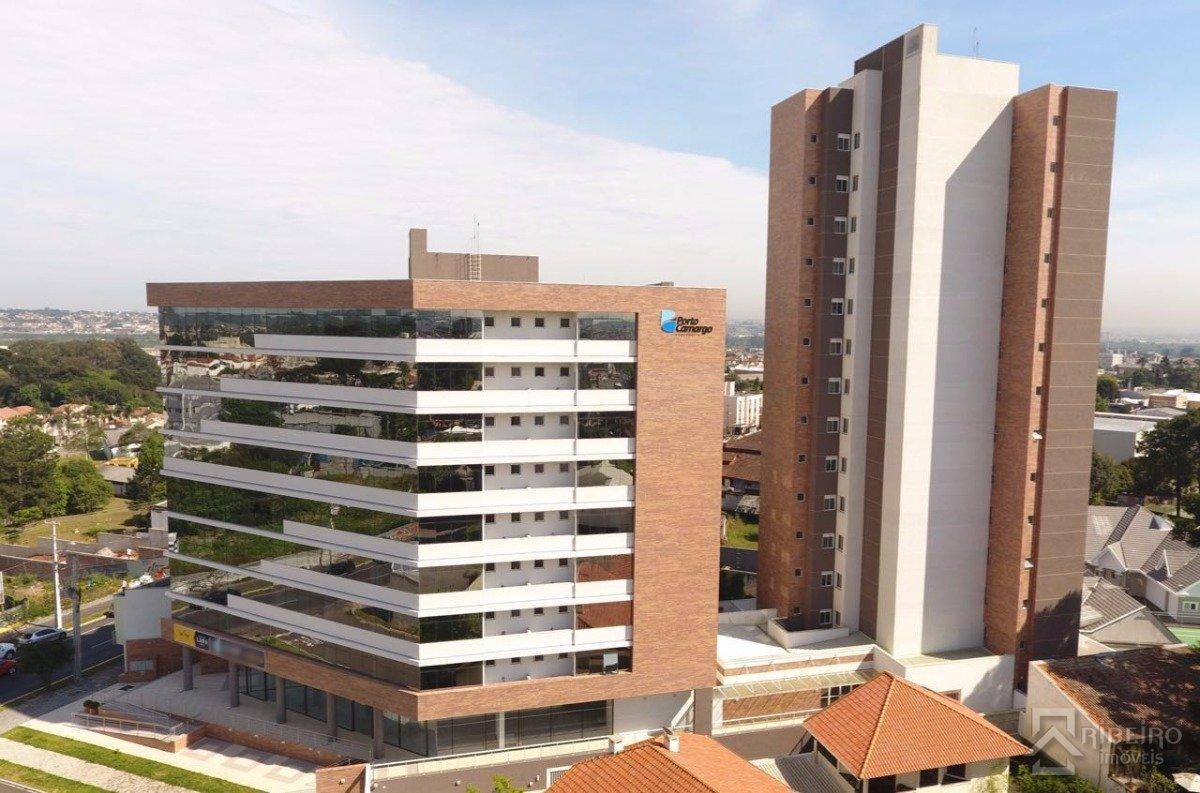 REF. 6762 -  São José Dos Pinhais - Rua  Joaquim Nabuco, 2197 - Apto 203