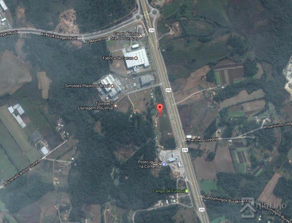 REF. 6878 -  São José Dos Pinhais - Rua  Br-376 Km 626,30, 0