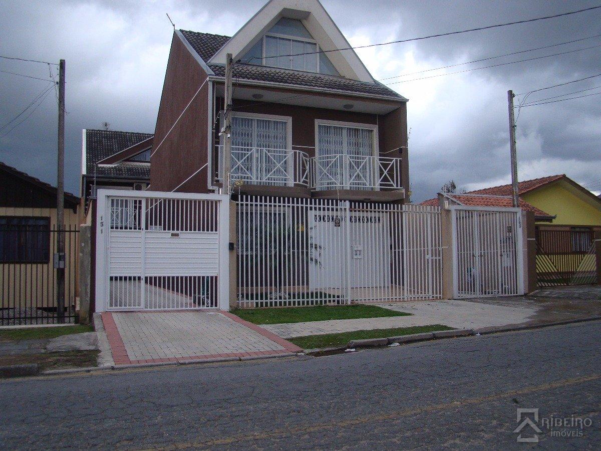 REF. 6918 -  São José Dos Pinhais - Rua  Antonio Olinto, 151