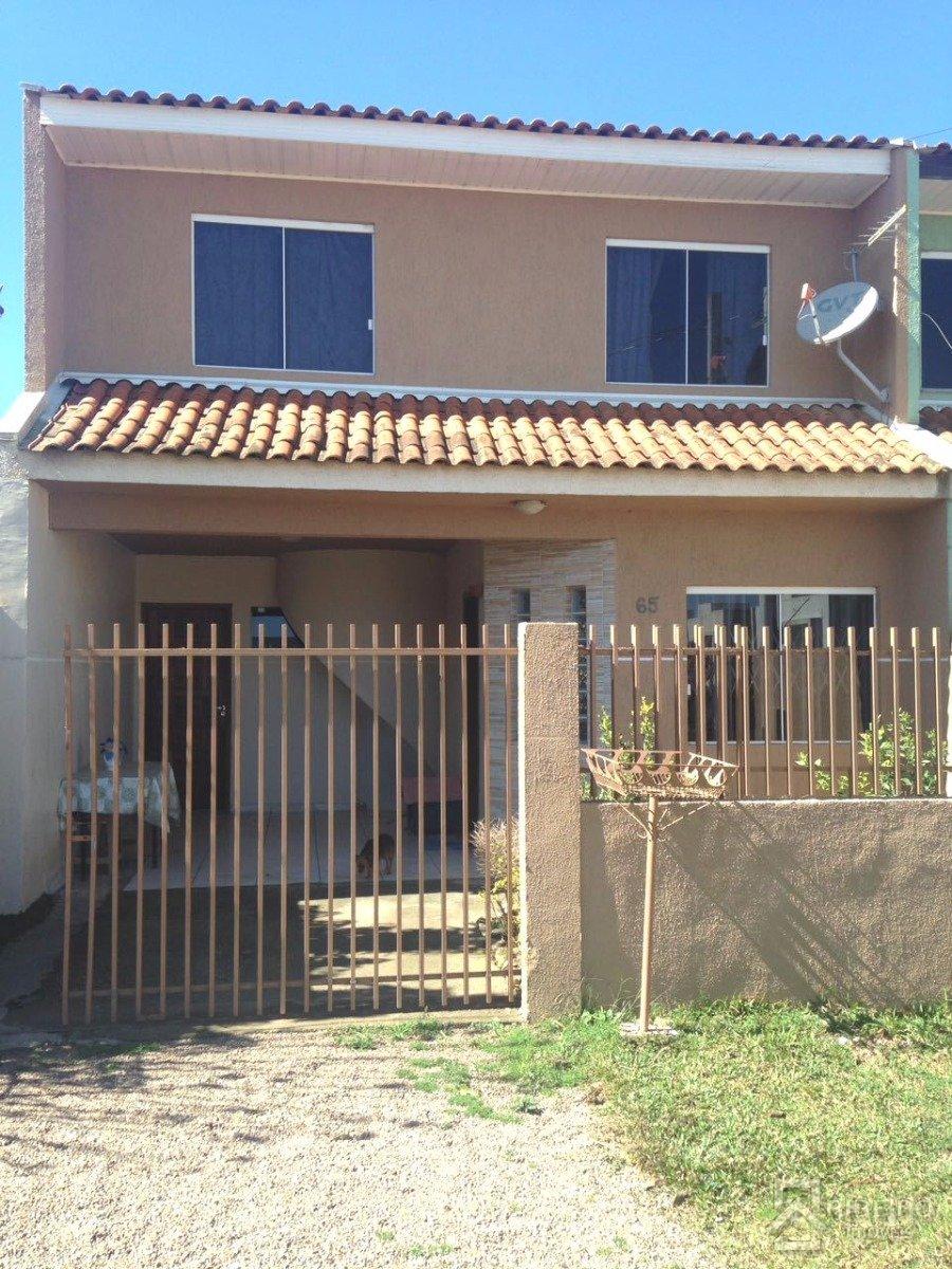 REF. 7008 -  São José Dos Pinhais - Rua  Benvindo Bastos, 65