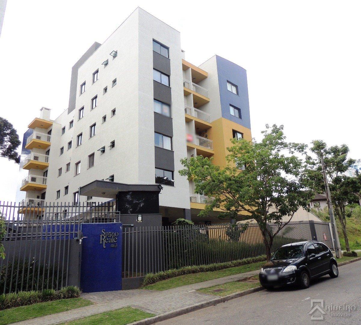 REF. 7072 -  São José Dos Pinhais - Rua  Uniao Da Vitoria, 463 - Apto 23