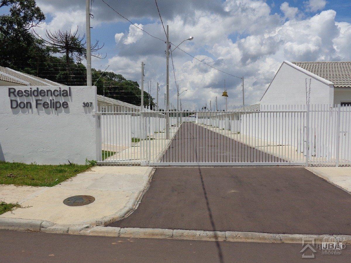REF. 7091 -  São José Dos Pinhais - Rua  Martins Follador, 307 - Casa 06