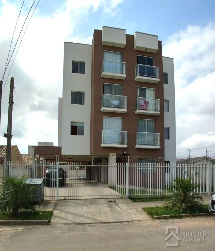 REF. 7103 -  São José Dos Pinhais - Rua  Dolovico Pissaia, 1068 - Apto 18