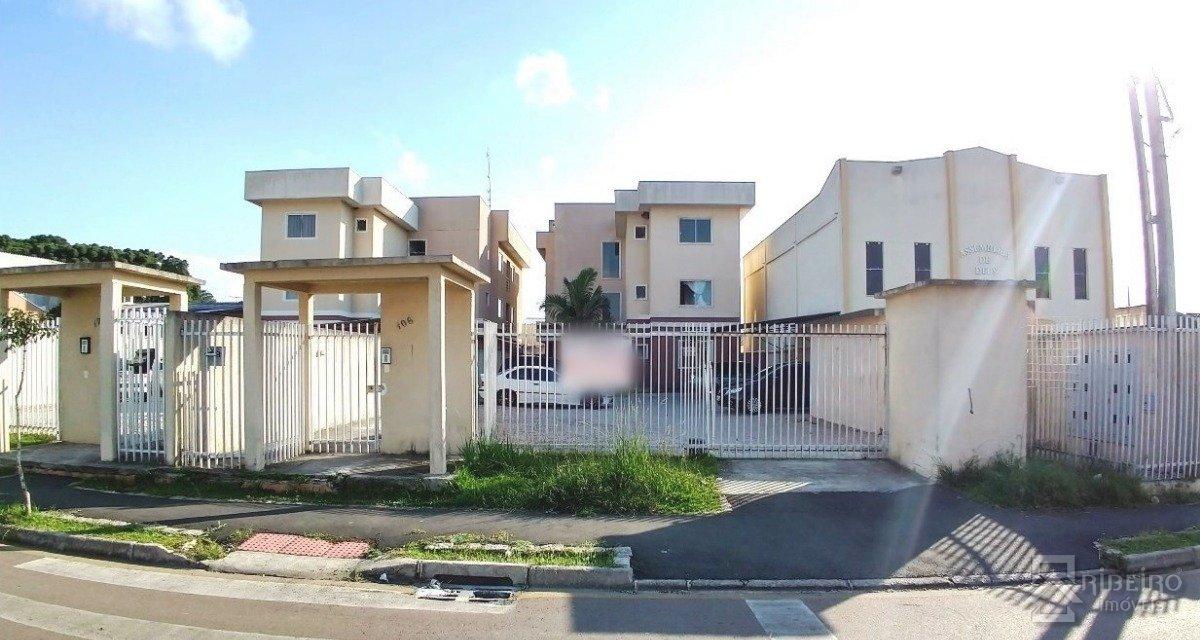 REF. 7211 -  São José Dos Pinhais - Rua  Walfrido Costa, 106 - Apto 01