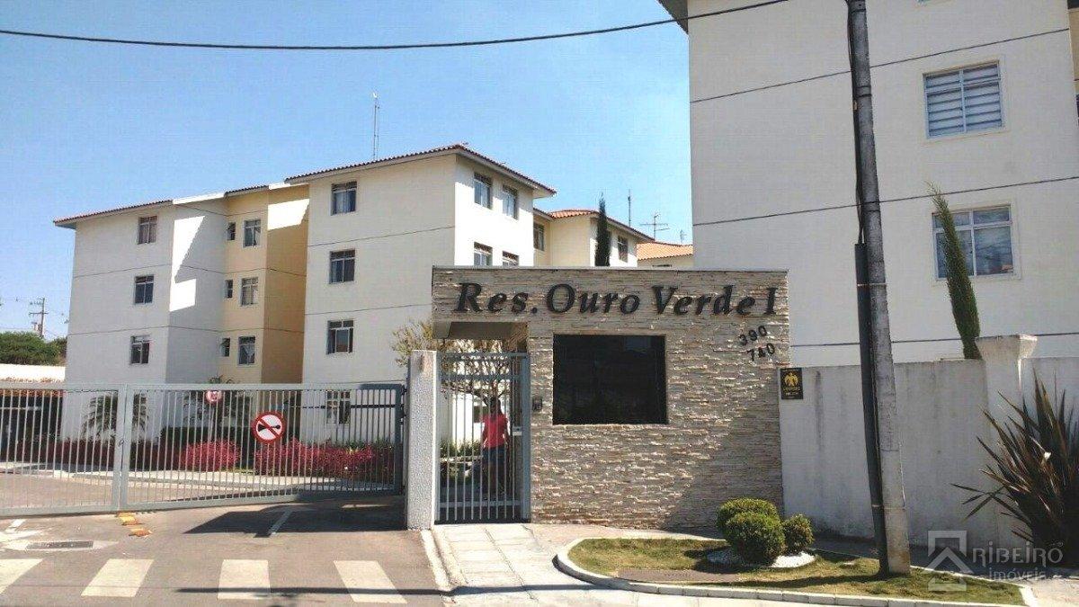 REF. 7230 -  São José Dos Pinhais - Rua  Jose Luciano, 390 - Apto 304 - Bl 03