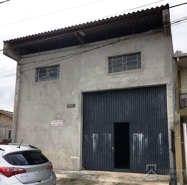 REF. 7231 -  São José Dos Pinhais - Rua  Arlindo Francez, 223