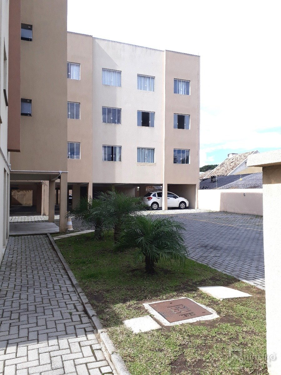 REF. 7241 -  São José Dos Pinhais - Rua  Tavares De Lyra, 1219 - Apto 322 - Bl 03