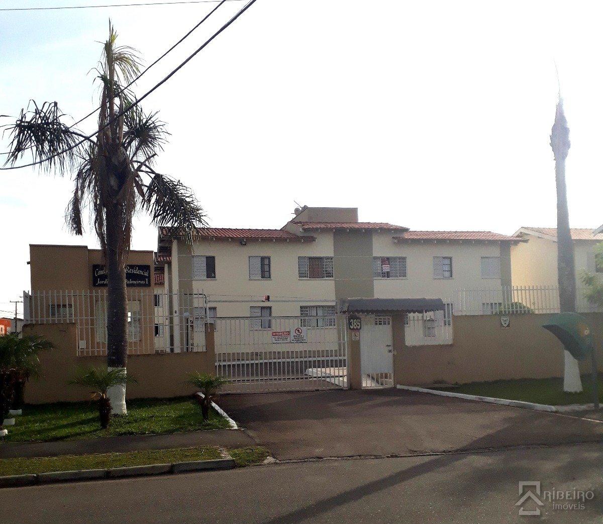 REF. 7361 -  Sao Jose Dos Pinhais - Rua  Padre Joao Da Veiga Coutinho, 385 - Apto 01 - Bl 06