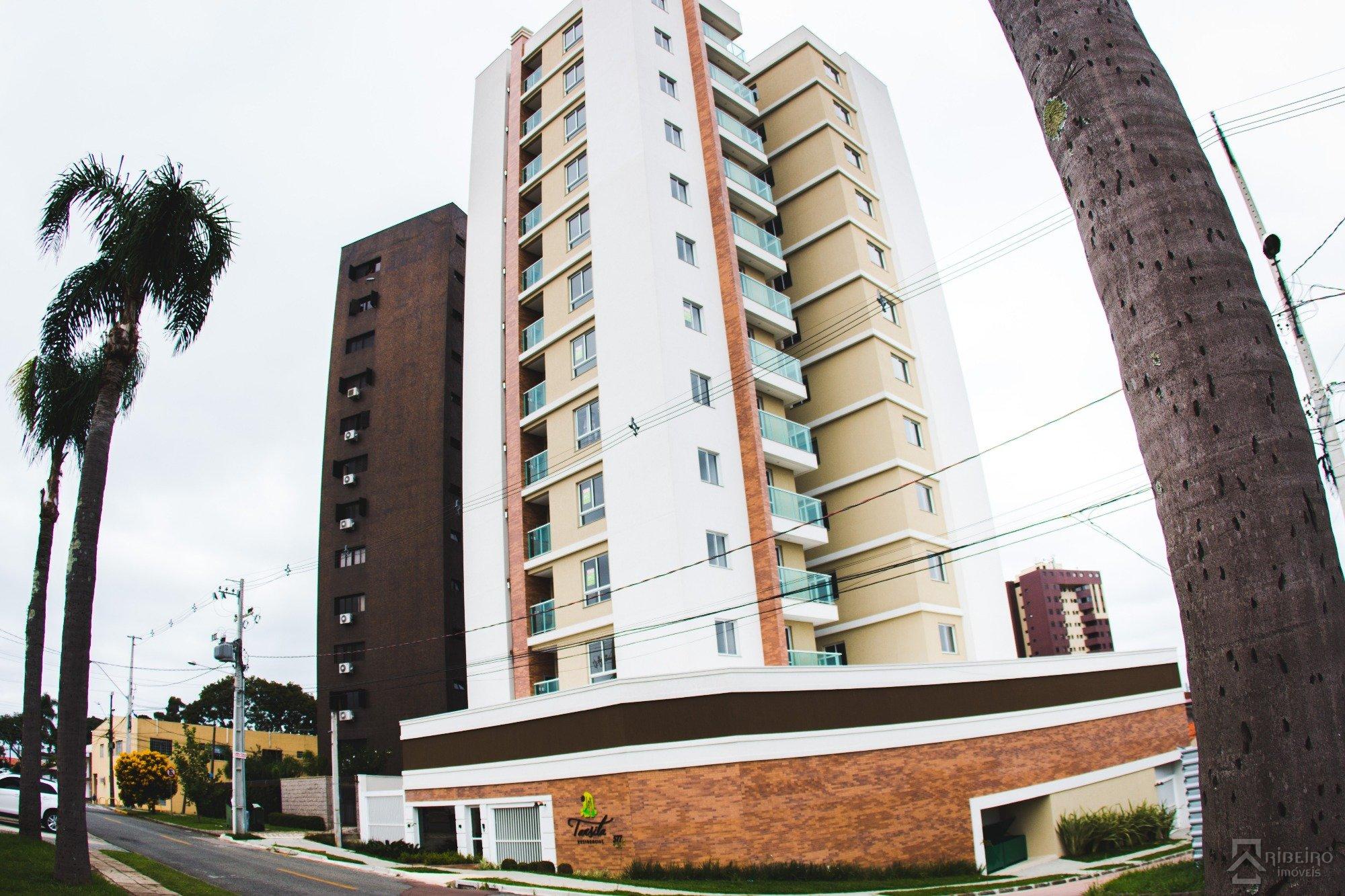 REF. 7363 -  Sao Jose Dos Pinhais - Rua  Clemente Zetola, 577 - Apto 801