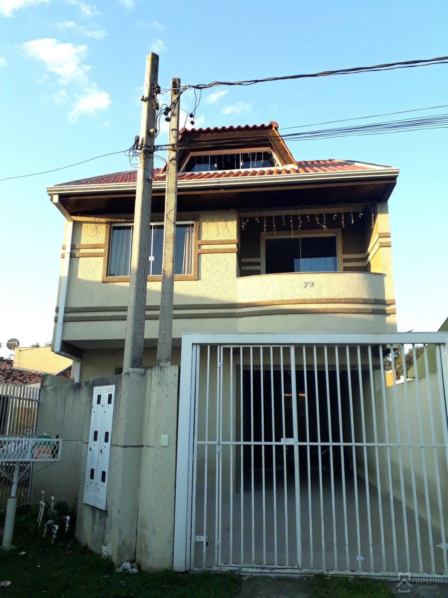 REF. 7385 -  São José Dos Pinhais - Rua  Mario Andriguetto, 79