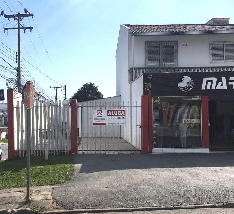REF. 7402 -  Sao Jose Dos Pinhais - Rua  Teixeira Soares, 514