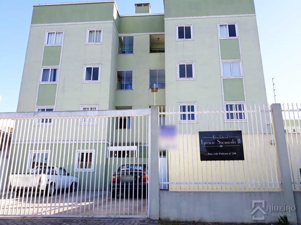 REF. 7442 -  Sao Jose Dos Pinhais - Rua  Adir Pedroso, 248 - Apto 21