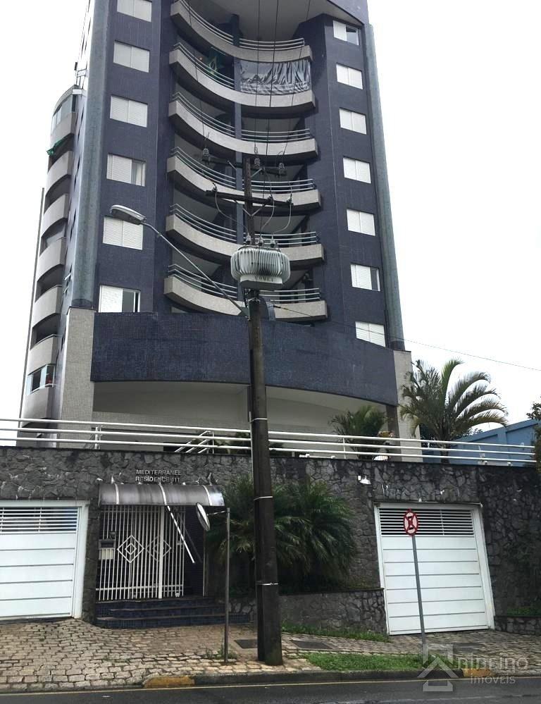 REF. 7876 -  Sao Jose Dos Pinhais - Rua  Doutor Claudino Dos Santos, 411 - Apto 32