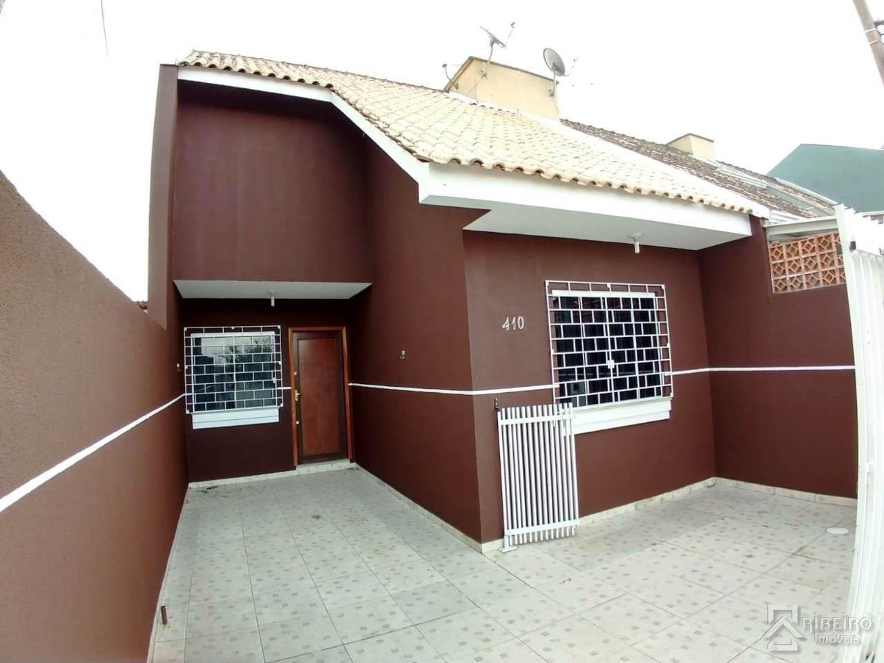 REF. 7896 -  Sao Jose Dos Pinhais - Rua  Sebastiao Alcebiades Nogueira, 410 - Casa 01