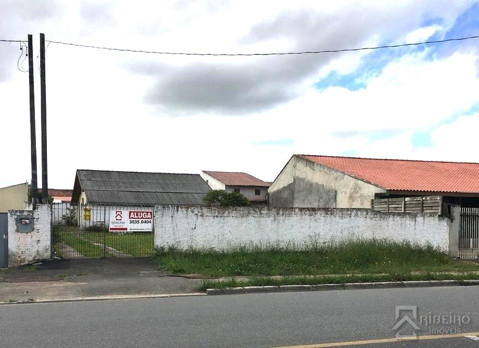 REF. 7947 -  Sao Jose Dos Pinhais - Rua  Marechal Hermes, 884