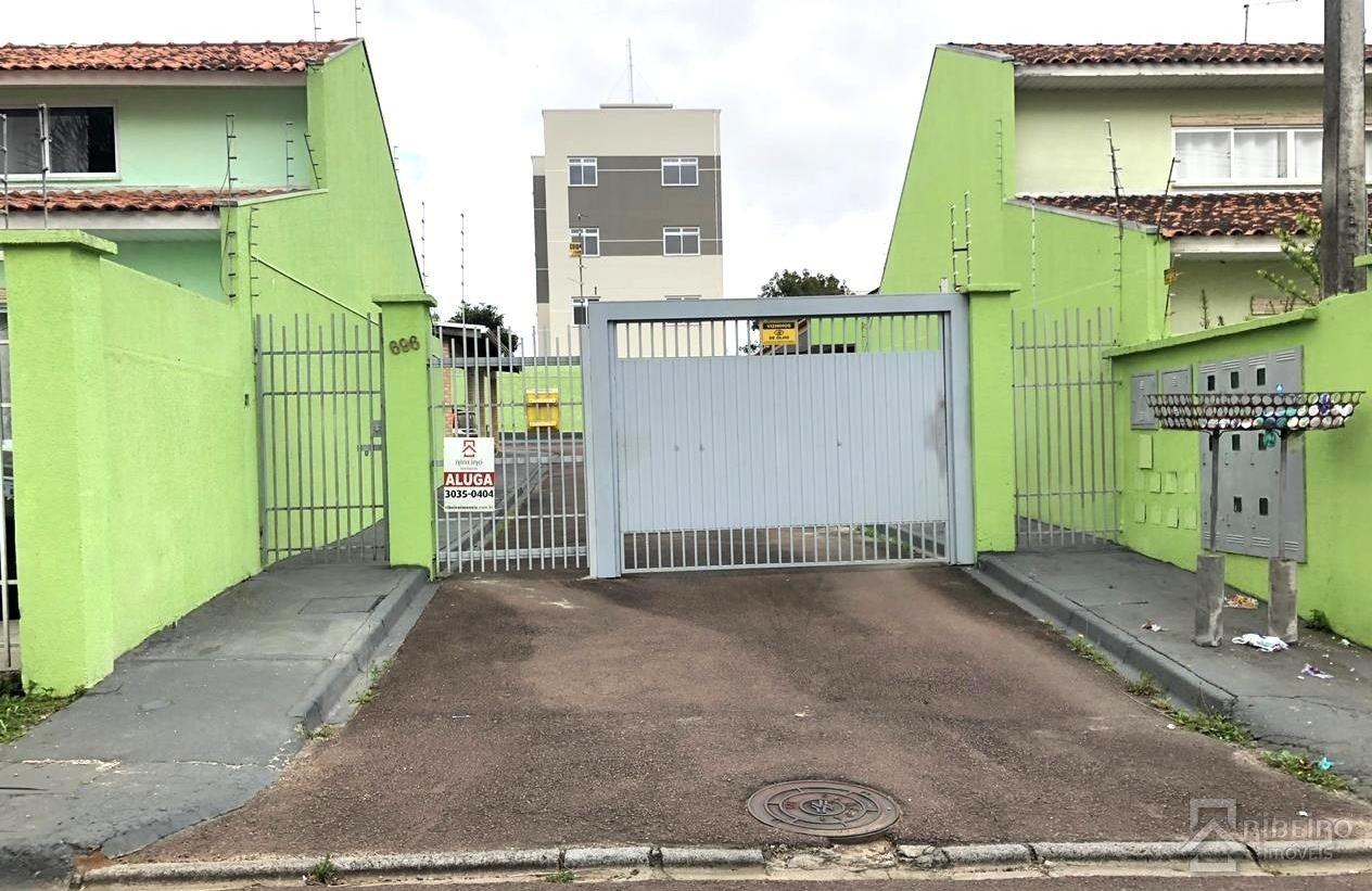 REF. 7981 -  Sao Jose Dos Pinhais - Rua  Joao Maria Martins Cordeiro, 696 - Casa 04
