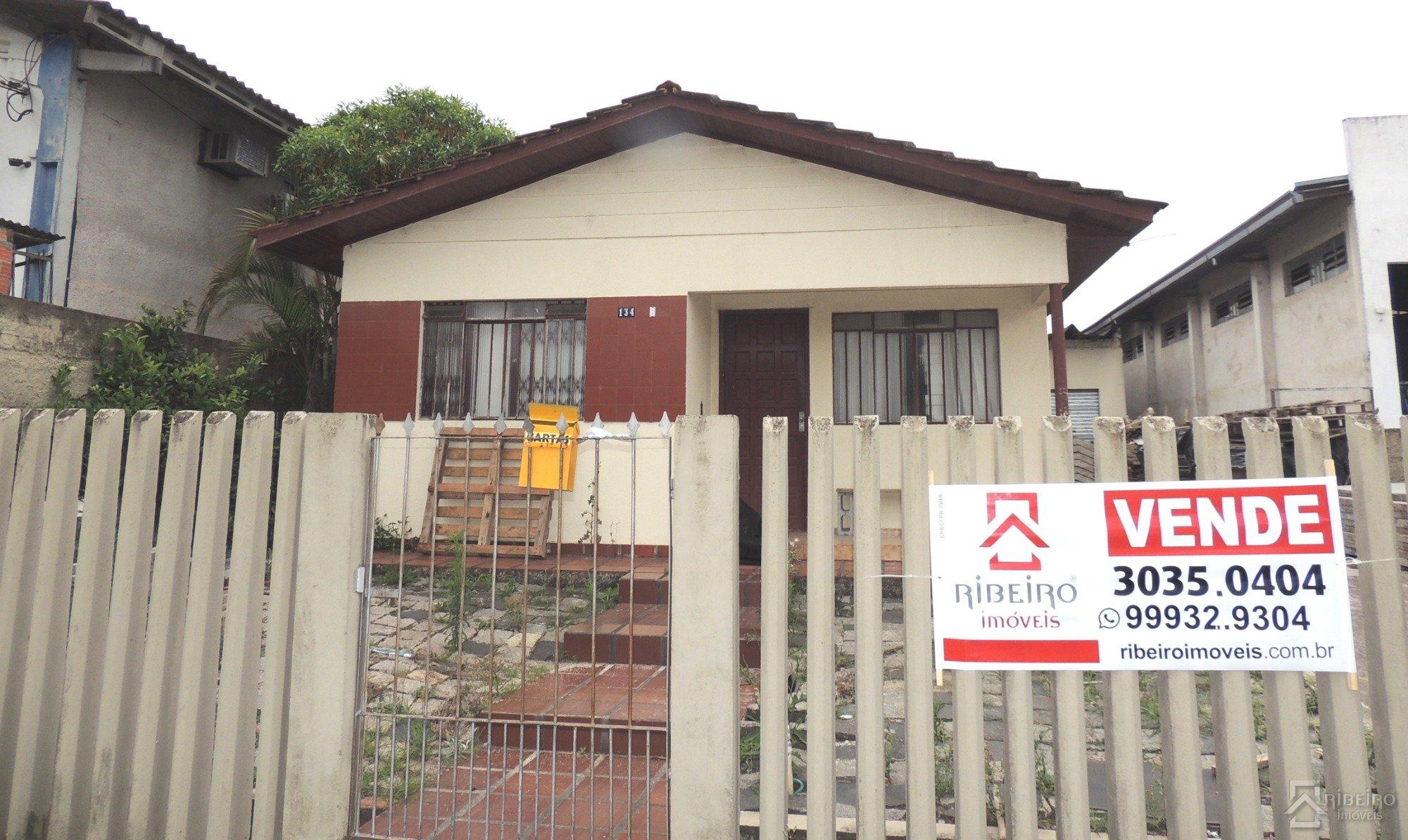 REF. 7984 -  Sao Jose Dos Pinhais - Rua  Josefina Dalnegro, 134