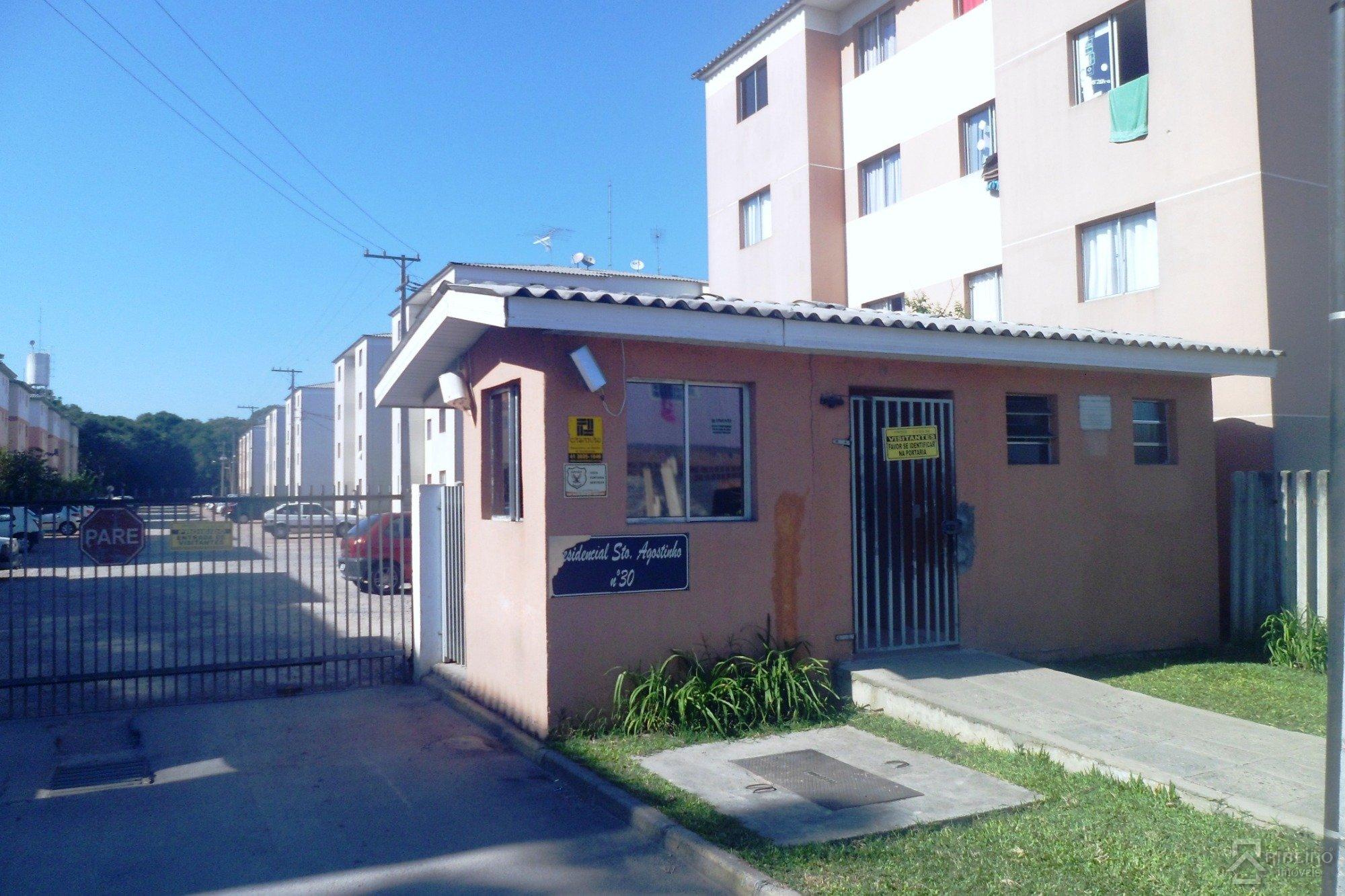 REF. 7995 -  Sao Jose Dos Pinhais - Rua  Maria Paulina Pereira, 30 - Apto 31 - Bl 15